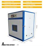 Цыпленок CE утвержденный автоматический/инкубатор яичка Duail для 1000 яичек (YZITE-10)