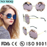 2016 Products Fashion Brand Mirror Round Women ' s Order Sunglasses