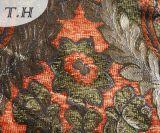 중국 Munufactory (FTH31616)에 있는 다채로운 셔닐 실 자카드 직물 소파 피복 패턴 디자인