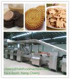 Máquina pequena automática cheia por atacado da fabricação de biscoitos de China
