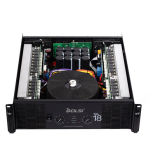 PA 600W audio al amplificador de potencia profesional del poder más elevado de 1400W 3u