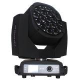 A lavagem principal movente 19*15W 4 do diodo emissor de luz do preço de fábrica em 1 luz principal movente DJ do estágio ilumina-se