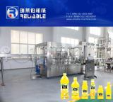 Zumo de fruta plástico de la botella que hace la máquina