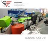 Автоматические одежда/тенниска/ткань/тканье/Non-Woven роторная печатная машина шелковой ширмы для сбывания