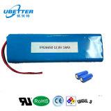 Блок батарей 12 LiFePO4 для накопления энергии солнечных и ветра