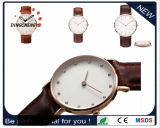 2015 Custom Logo Montre spéciale / bracelet en cuir (DC-1433)