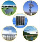 module solaire monocristallin noir approuvé de 200W TUV/Ce/IEC/Mcs