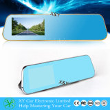 4.3 인치 Rearview Mirror Car DVR 1080P Wide Angle Camera Car DVR
