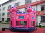 Princesa inflable Castillo hinchable Salto (CHB242)