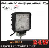"4 "" Selbstarbeitslampe des fahrzeug-24W LED"