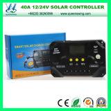 12/24V 40A Ladegerät-Controller-Solaraufladeeinheit (QWP-VS4024U)