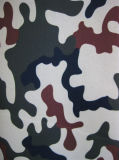 Qualität 600d Oxford Camouflage Printing Polyester Fabric