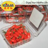 Do Lycium gordo da perda da nêspera fruta seca de Chinense