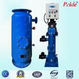 Sauvegarder le matériel automatique de traitement des eaux de système de nettoyage de tube d'argent d'énergie