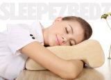 Almohadilla 100% de la siesta de la espuma de la memoria con el orificio