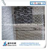 Macchina esagonale della rete metallica di controllo ad alta velocità del PLC