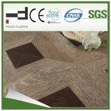 Technologie allemande Art Paste-up Embossement Parquet stratifié Revêtement de sol stratifié