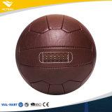 Balón de fútbol retro de la venta al por mayor clásica de la talla estándar
