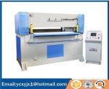 Автоматическая подавая ткань автомат для резки гидровлической плоскости