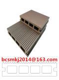 Relieve Superficie WPC Decking compuesto de Pisos de Madera Patio de madera Decking compuesto