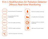 Outil d'essai normal d'air professionnel de Miti-Fonction pour Hcho et Tvoc et Pm2.5/Pm10