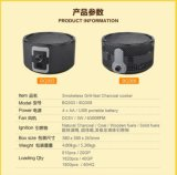 Grade Smokeless Bq305 do carvão vegetal