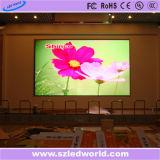 Visualización fija a todo color de interior de la cartelera electrónica del LED Digital (P3, P4, P5, P6)