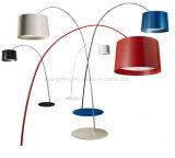 Lámpara de suelo derecha Twiggy al por mayor popular de la sala de estar de Decoartion de la lámpara de suelo de la tierra de Foscarini