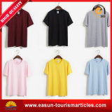 T-shirt personnalisé 100% coton man gris T-Shirt en gros Chine