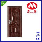 Eingangs-Sicherheits-Edelstahl-Tür Wärme-Übertragen