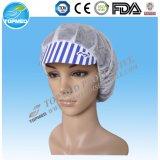 Protezioni Detective a gettare, protezione Bouffant con singolo elastico, maschera di protezione Corea