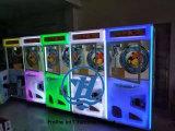 Máquina de juego premiada del regalo de la máquina de la garra de fichas de la grúa (ZJ-CG02)