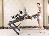体操装置の自動傾斜によってモーターを備えられるトレッドミル