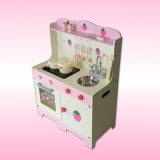 Новая деревянная кухня игры, популярная кухня игры игрушки малышей, горячие фабрика кухни игры сбывания дети установленная