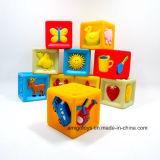 Juguetes educativos creativos de los bloques huecos del juego de los juguetes
