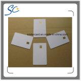 Смарт-карта IC контакта PVC Cr80 RFID с обломоком FM5528