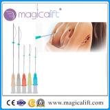 Cuerda de rosca médica absorbible del Pds Pdo de la sutura de la alta calidad con la aguja