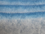 Белый голубой фильтр входа будочки брызга