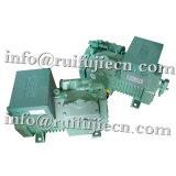 半密閉圧縮機(4DC-7.2Y)が付いているBitzerの高品質の冷却ユニット