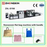 Bolsa não tecida principal que faz a maquinaria fixar o preço (ZXL-D700)