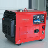 バイソン(中国) BS3500dse 2.8kw 2.8kVAの長期間の時間無声信頼できる工場価格のディーゼル発電機