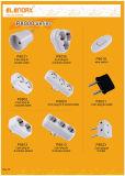 Commutateur de cordon de lampe blanche sans câble (P8018)