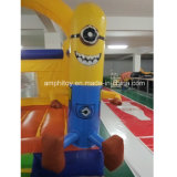 China Supply Inflatable Toy Gonflable Castle Minion Bouncer pour Jumper