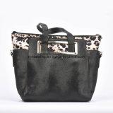 取り外し可能な都市Leopard Print女性ショルダー・バッグのハンドバッグ