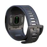 0.96 polegadas OLED IP65 Waterproof o relógio esperto com faixas duplas Bluetooth & frequência cardíaca dinâmica, ECG, pressão sanguínea, monitor do sono