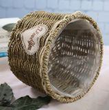 (BC-SF1003) Cestino naturale Handmade popolare del fiore della paglia