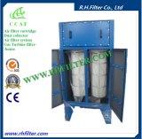 Vertikale Kassetten-Staub-Ansammlung für industrielle Luft Clea