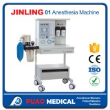 Instrumentos quirúrgicos básicos, máquina modelo de la anestesia Jinling-01