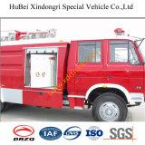 12ton Dongfeng 거품 화재 전투 수송기 Euro2