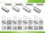 P/N 4226. Éclairage en aluminium d'extrusion de profil de surface/support DEL de qualité